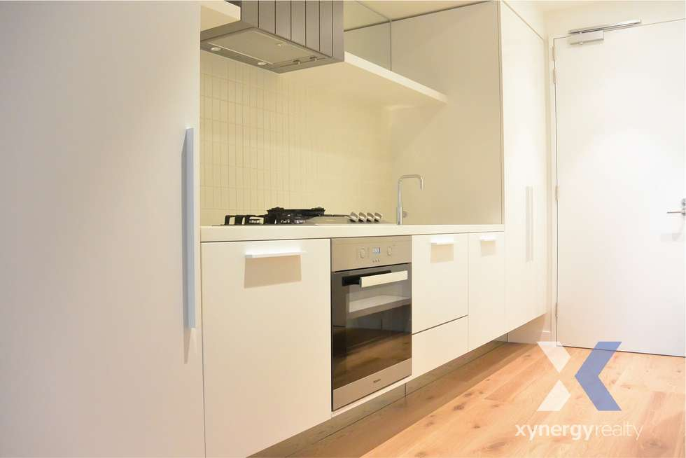 Fifth view of Homely apartment listing, 907/35 Albert Road, Melbourne VIC 3004