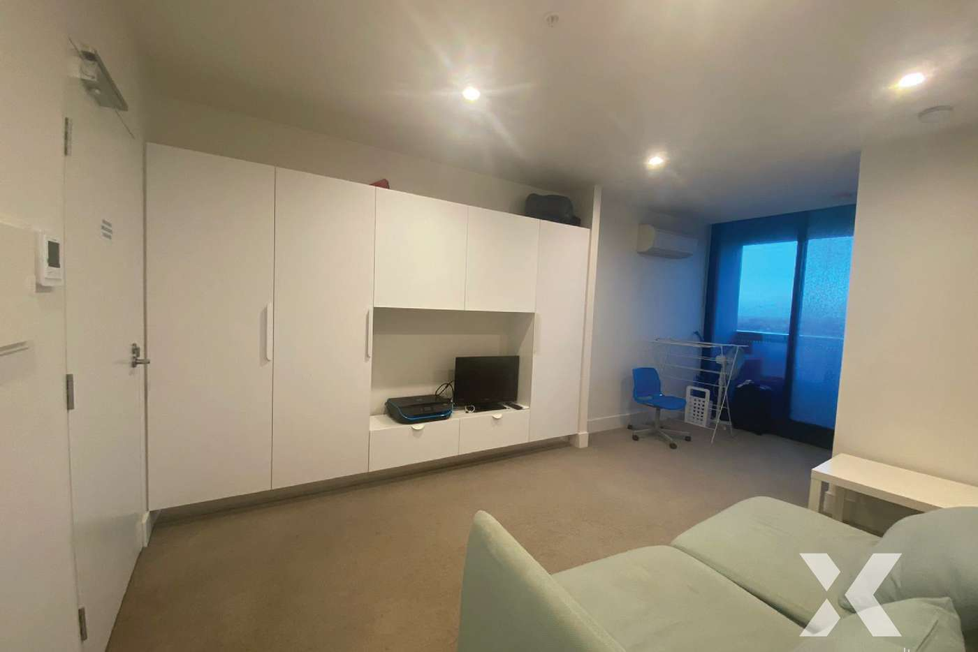 Main view of Homely apartment listing, 1712/500 Elizabeth Street, Melbourne VIC 3000