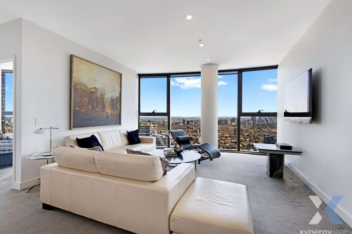 Main view of Homely apartment listing, 3007/35 Malcolm Street, South Yarra VIC 3141