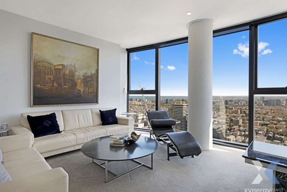 Second view of Homely apartment listing, 3007/35 Malcolm Street, South Yarra VIC 3141