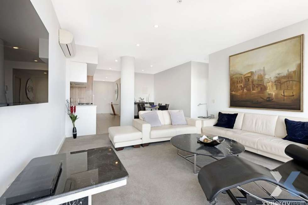 Third view of Homely apartment listing, 3007/35 Malcolm Street, South Yarra VIC 3141
