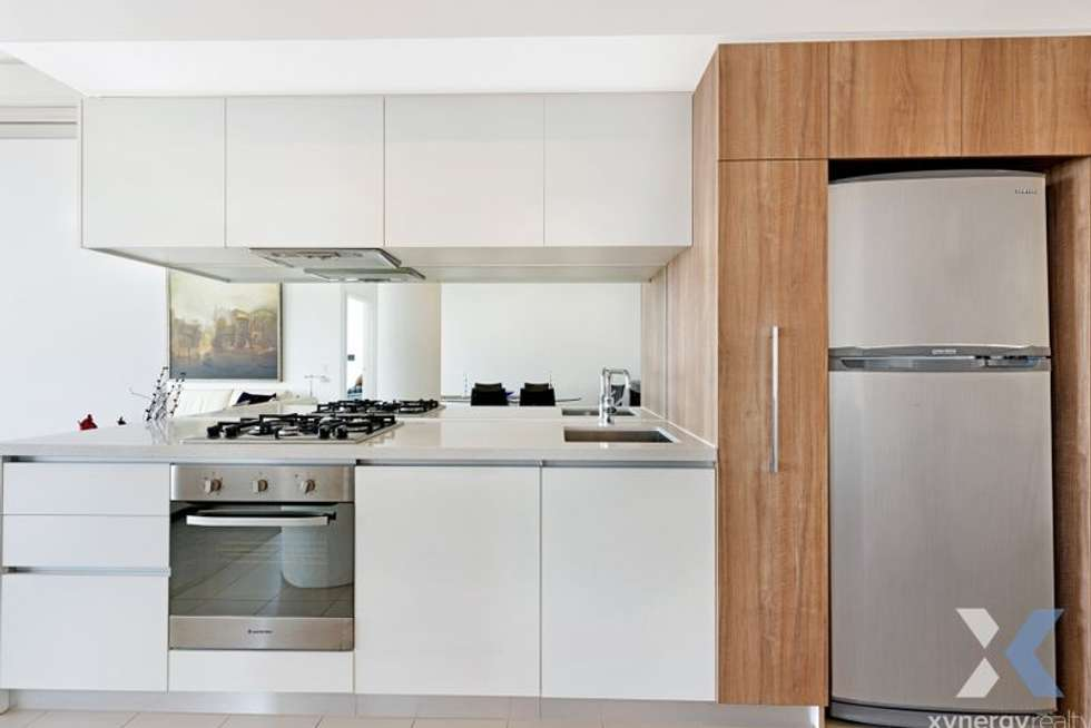 Fifth view of Homely apartment listing, 3007/35 Malcolm Street, South Yarra VIC 3141