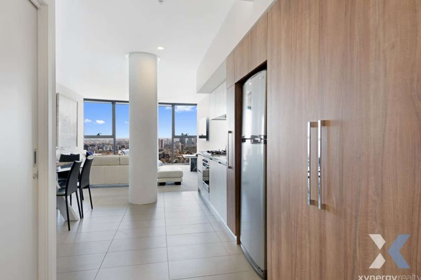Sixth view of Homely apartment listing, 3007/35 Malcolm Street, South Yarra VIC 3141