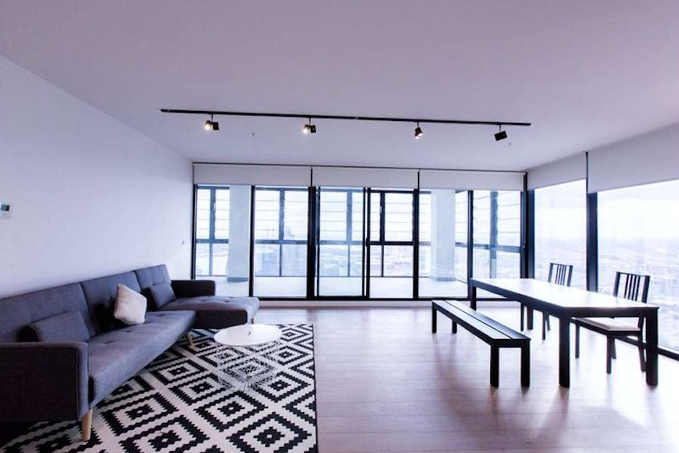 Main view of Homely apartment listing, 3002/65 Dudley Street, West Melbourne VIC 3003