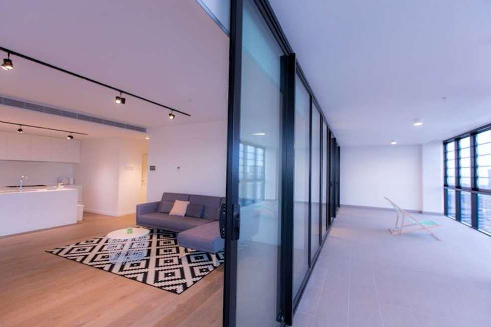 Second view of Homely apartment listing, 3002/65 Dudley Street, West Melbourne VIC 3003