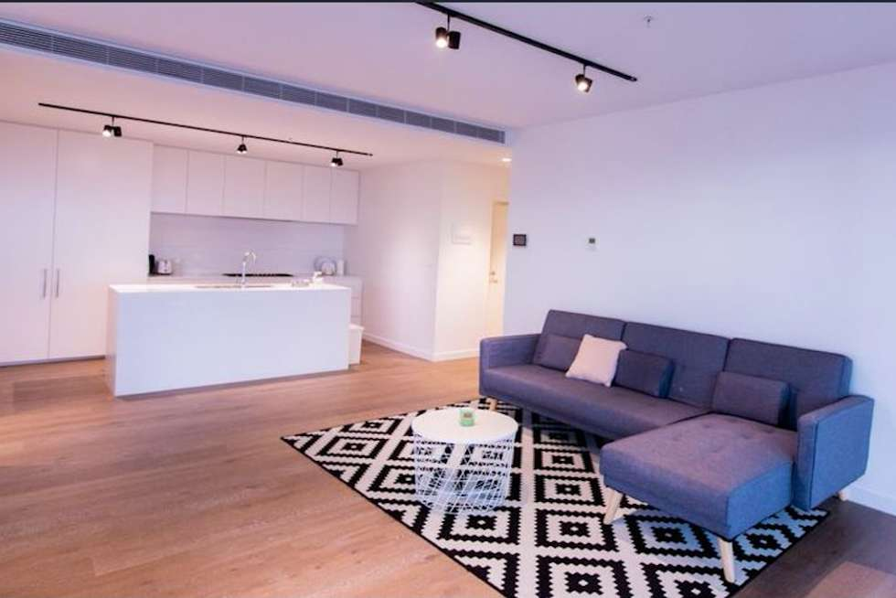 Third view of Homely apartment listing, 3002/65 Dudley Street, West Melbourne VIC 3003