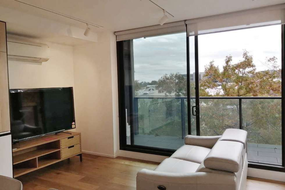 Second view of Homely apartment listing, 314/123 Rosslyn Street, West Melbourne VIC 3003
