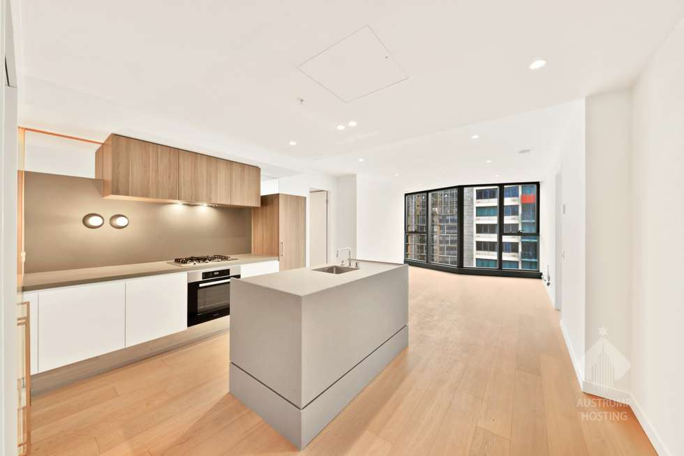 Second view of Homely apartment listing, 2013/350 Queen Street, Melbourne VIC 3000