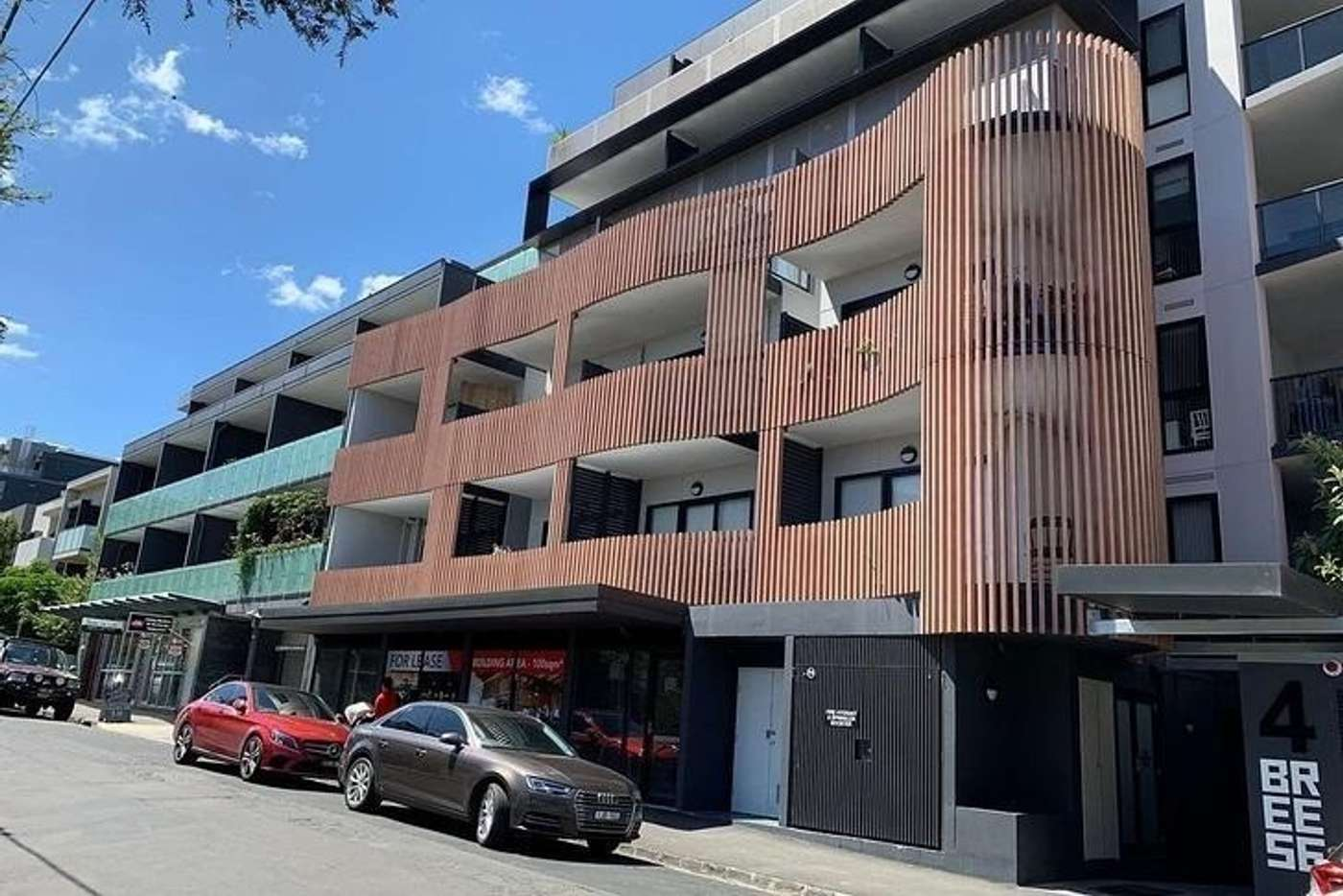 Main view of Homely apartment listing, 405/4-8 Breese Street, Brunswick VIC 3056