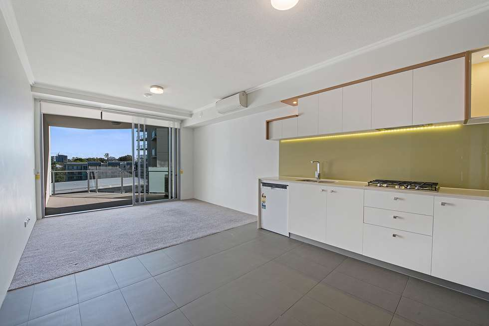 Second view of Homely unit listing, 30503/67 Blamey Street, Kelvin Grove QLD 4059