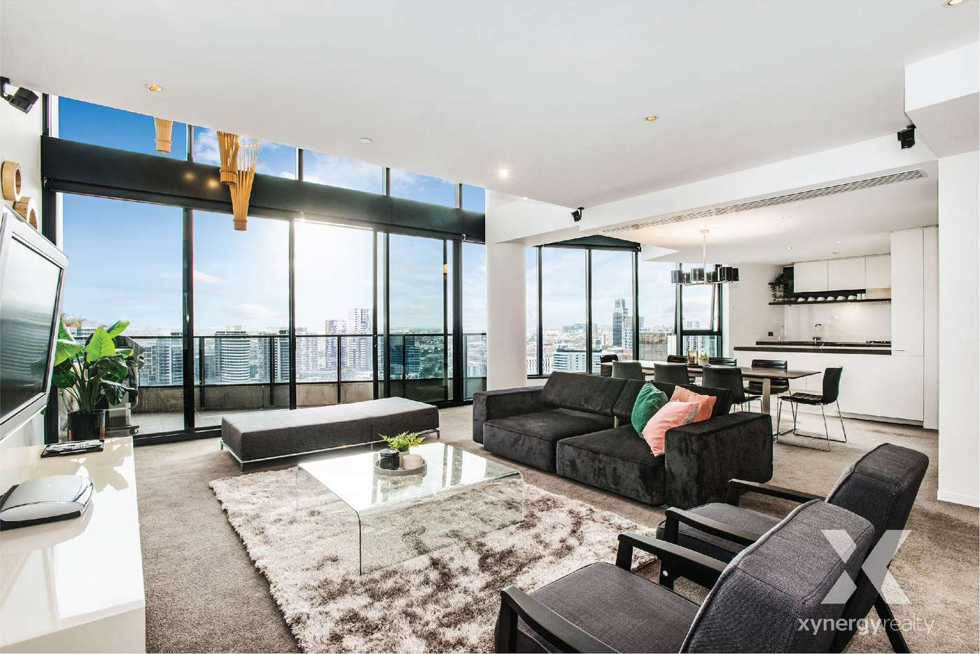 Main view of Homely apartment listing, 263/55 Victoria Harbour Promenade, Docklands VIC 3008