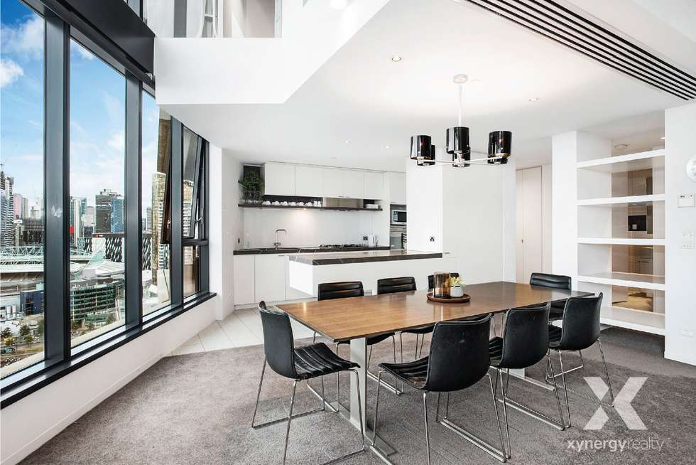Third view of Homely apartment listing, 263/55 Victoria Harbour Promenade, Docklands VIC 3008