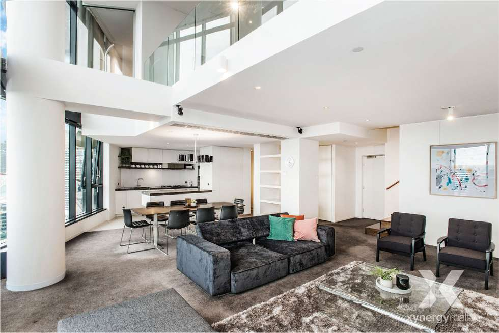 Fourth view of Homely apartment listing, 263/55 Victoria Harbour Promenade, Docklands VIC 3008
