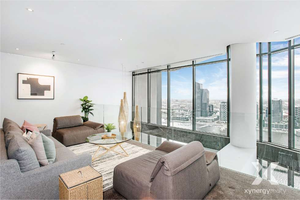 Fifth view of Homely apartment listing, 263/55 Victoria Harbour Promenade, Docklands VIC 3008