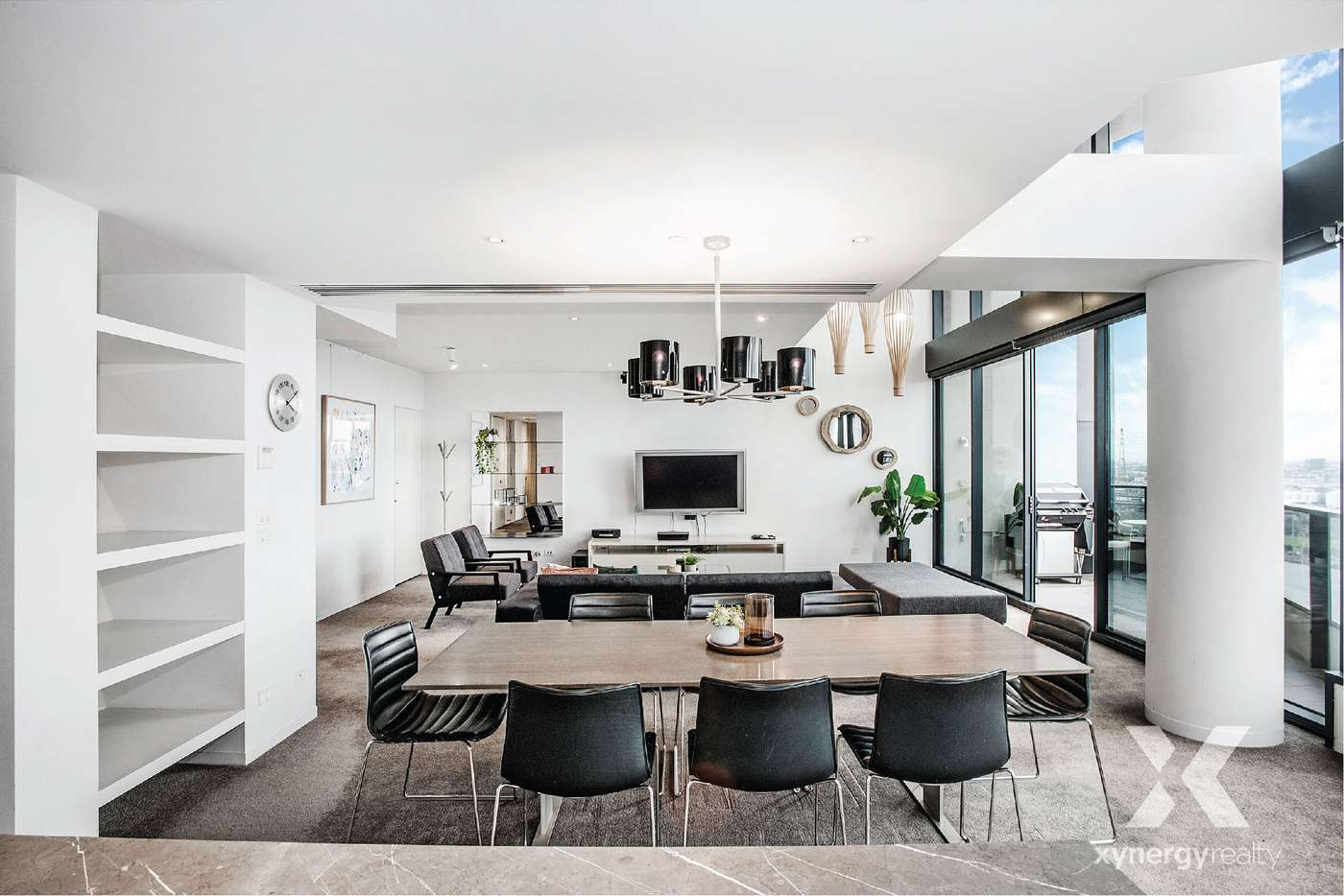 Sixth view of Homely apartment listing, 263/55 Victoria Harbour Promenade, Docklands VIC 3008