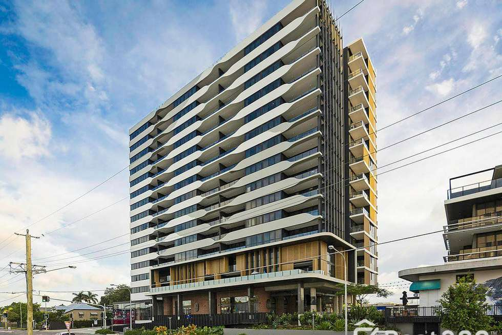 Second view of Homely apartment listing, 901/17 Deshon Street, Woolloongabba QLD 4102