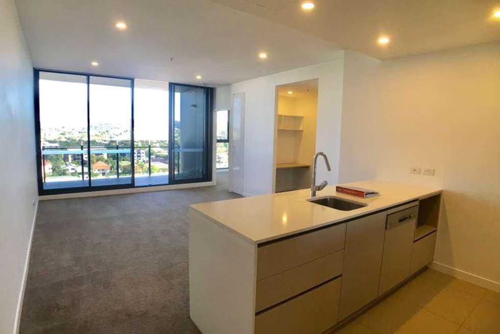 Second view of Homely apartment listing, Level 11/22-36 Railway Terrace, Milton QLD 4064