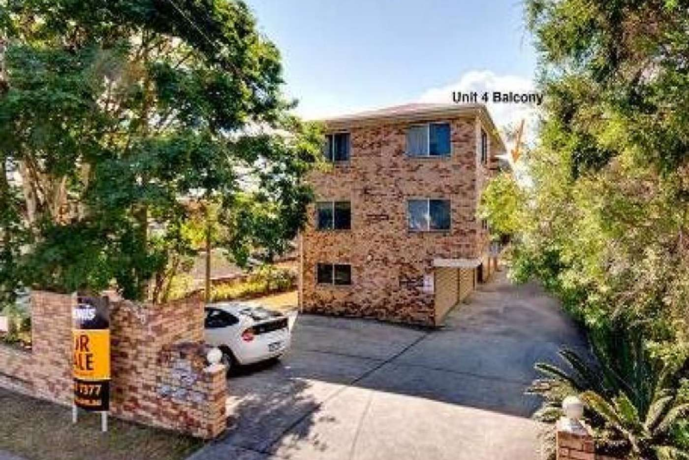 Main view of Homely unit listing, 4/501 Rode Road, Chermside QLD 4032
