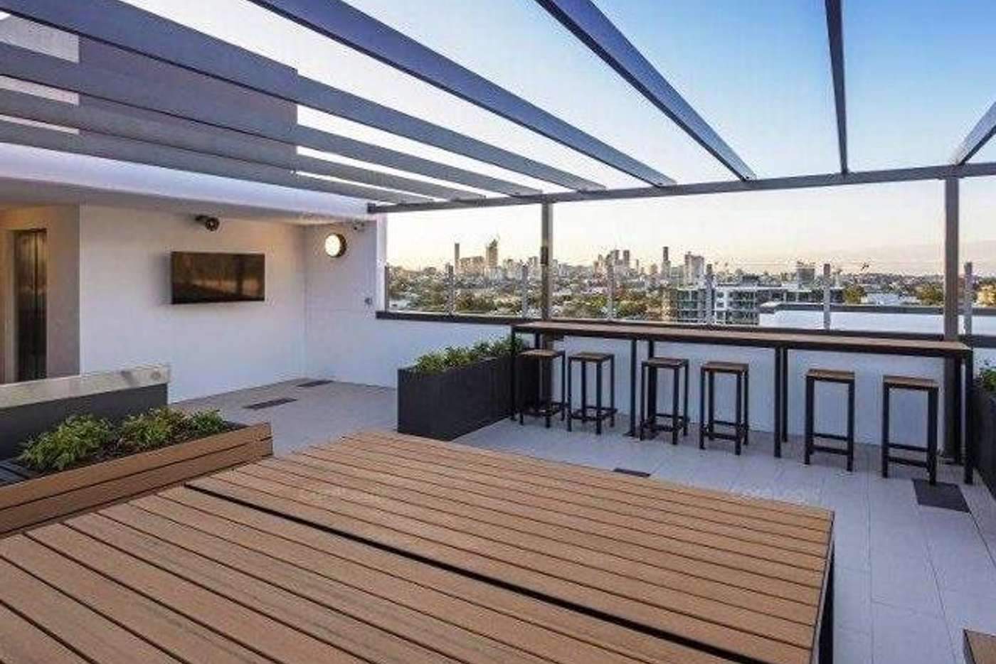 Seventh view of Homely apartment listing, 63/19 Carl Street, Woolloongabba QLD 4102