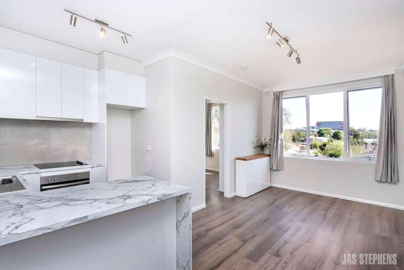 Main view of Homely apartment listing, 23/294 Nicholson Street, Seddon VIC 3011
