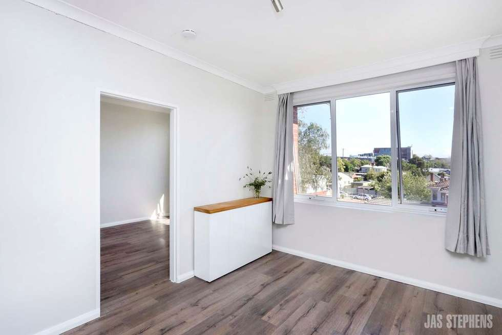 Third view of Homely apartment listing, 23/294 Nicholson Street, Seddon VIC 3011