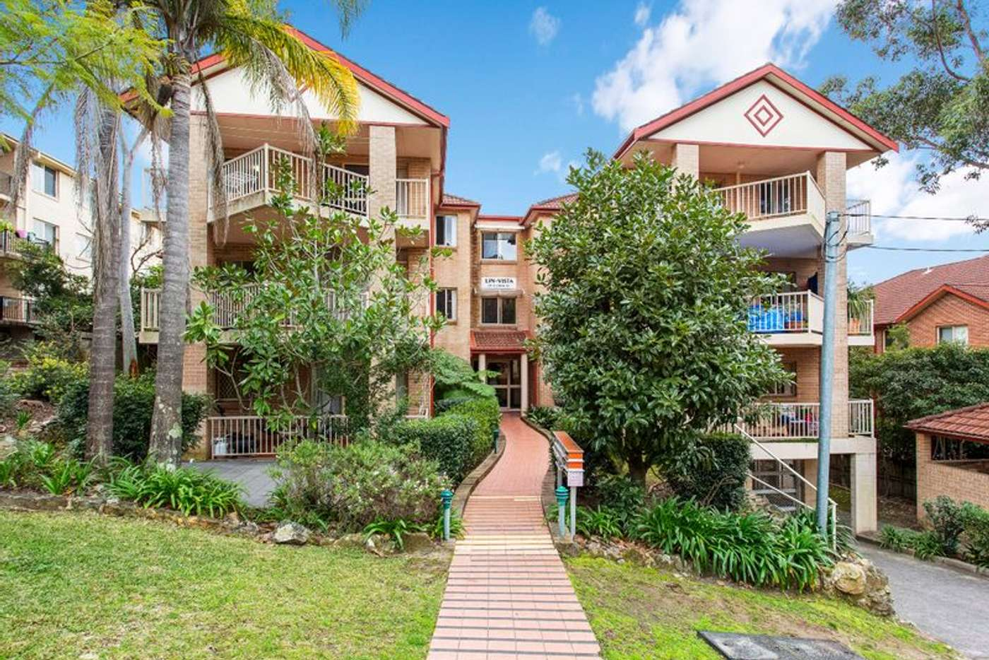 Sixth view of Homely apartment listing, 15/31 Linda Street, Hornsby NSW 2077