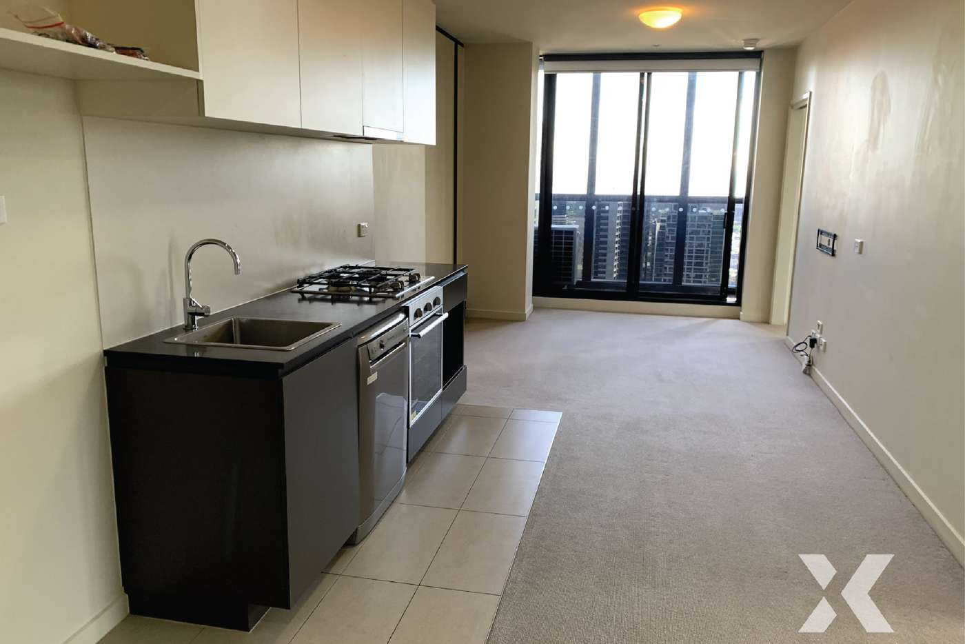 Main view of Homely apartment listing, 5405/568 Collins St, Melbourne VIC 3000
