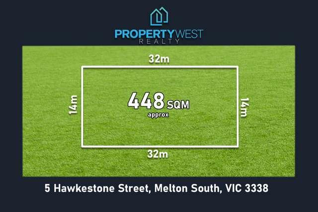5 Hawkestone Street, Melton South VIC 3338