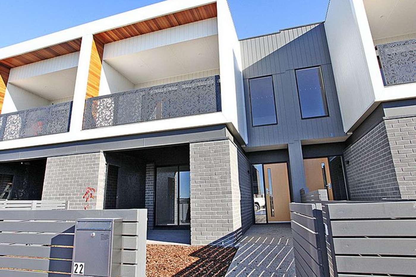 Main view of Homely townhouse listing, 22 Totem Way, Point Cook VIC 3030