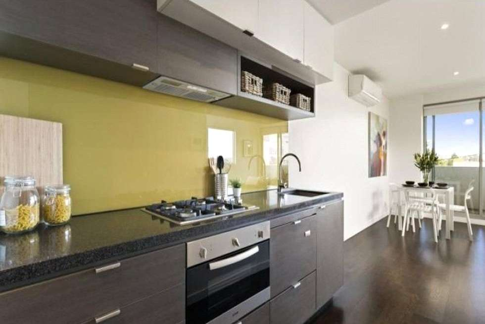 Second view of Homely apartment listing, 405/120 Palmer Street, Richmond VIC 3121