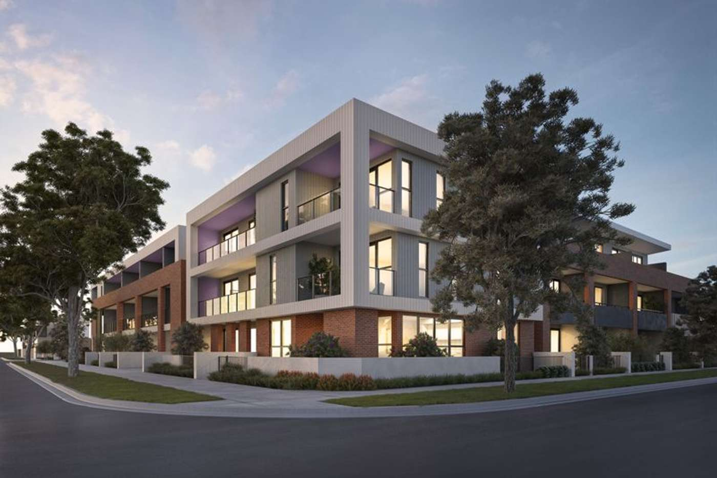 Main view of Homely house listing, 208/26 Beaurepaire Parade, Footscray VIC 3011
