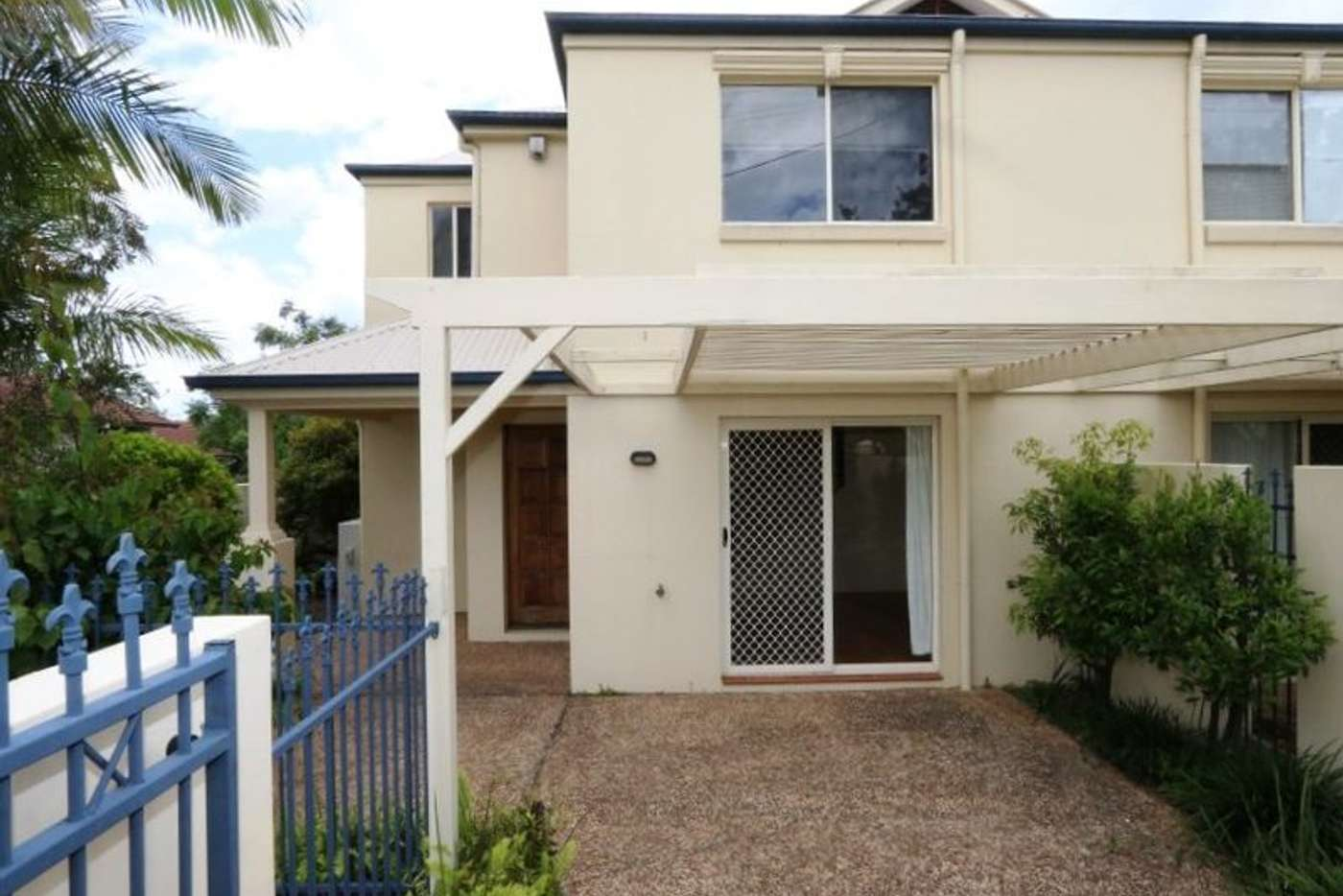 Main view of Homely townhouse listing, 1/25 Clarence Road, Indooroopilly QLD 4068
