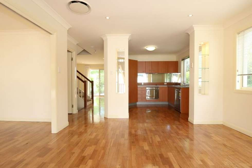 Second view of Homely townhouse listing, 1/25 Clarence Road, Indooroopilly QLD 4068