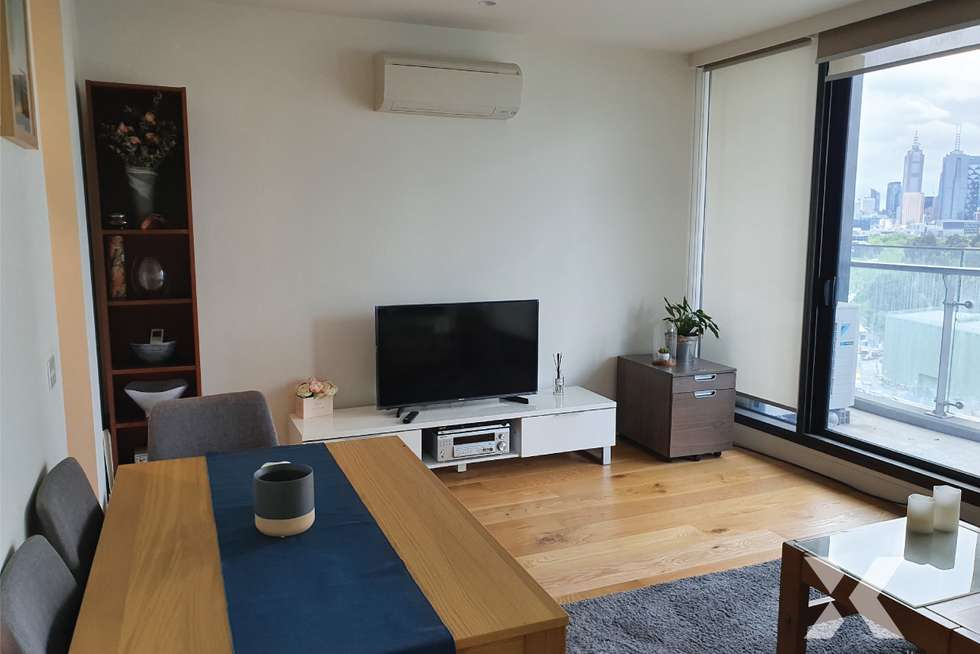 Third view of Homely apartment listing, 1506/35 Albert Road, Melbourne VIC 3004