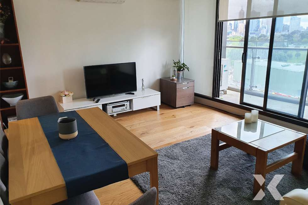 Fourth view of Homely apartment listing, 1506/35 Albert Road, Melbourne VIC 3004