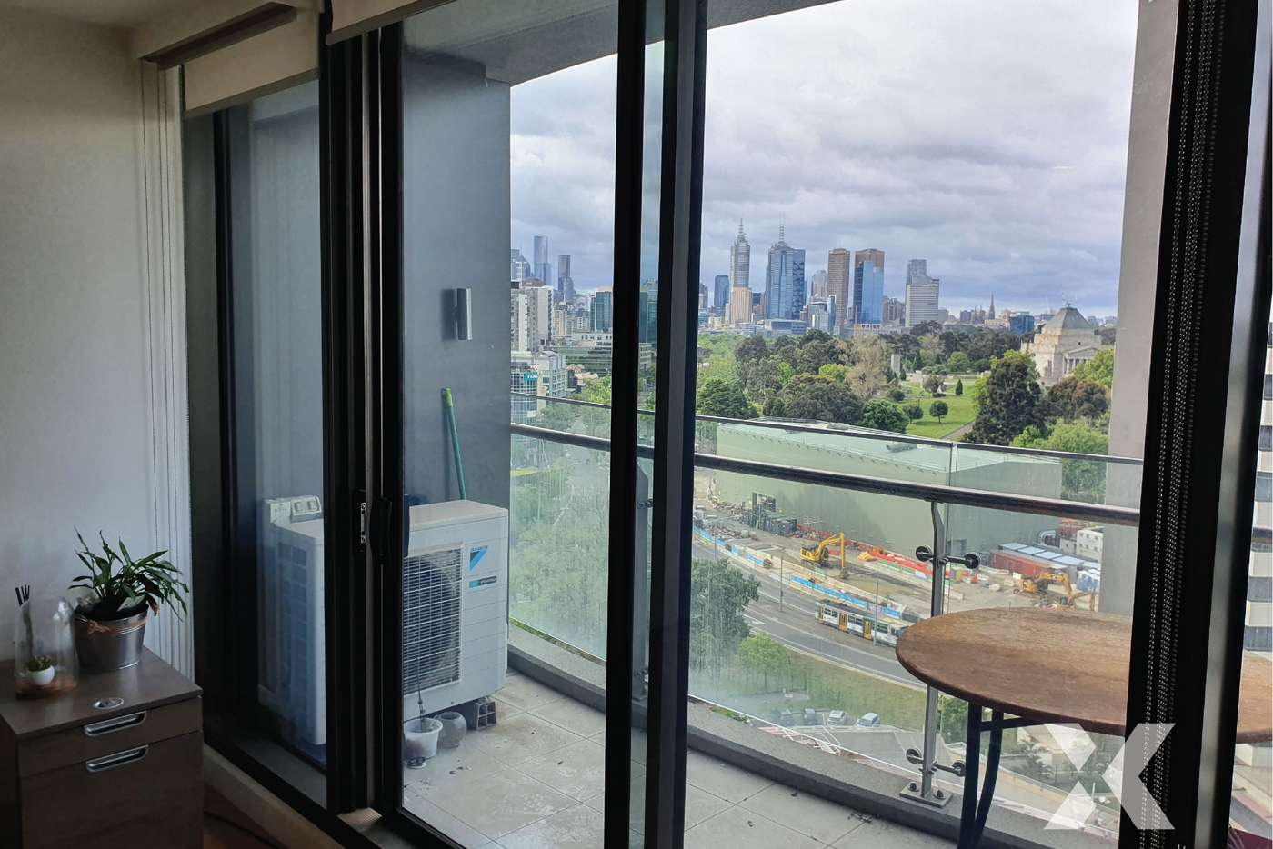 Sixth view of Homely apartment listing, 1506/35 Albert Road, Melbourne VIC 3004