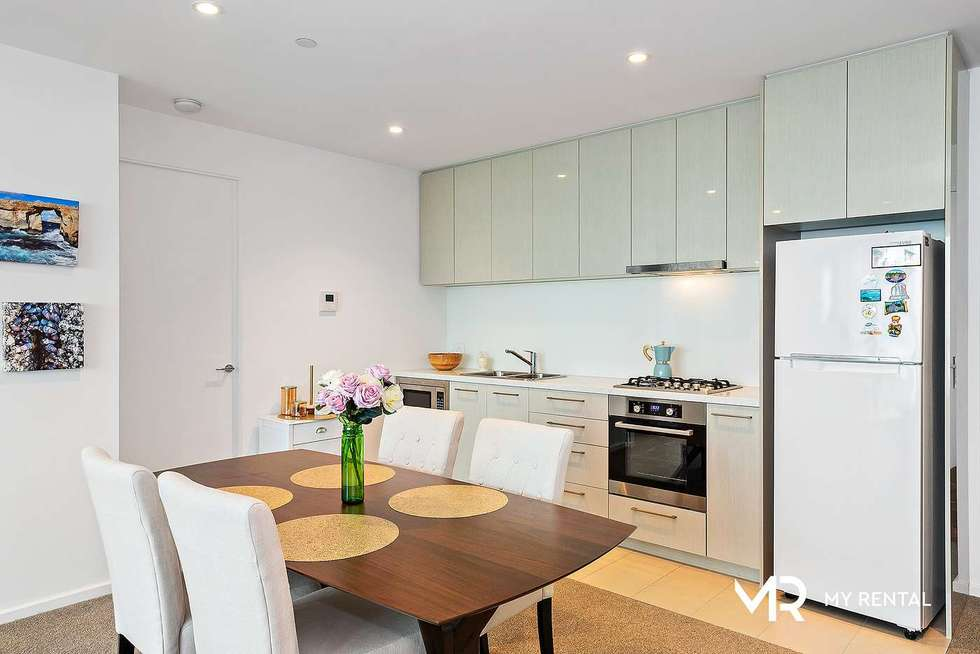 Second view of Homely apartment listing, 2008/618 Lonsdale Street, Melbourne VIC 3000