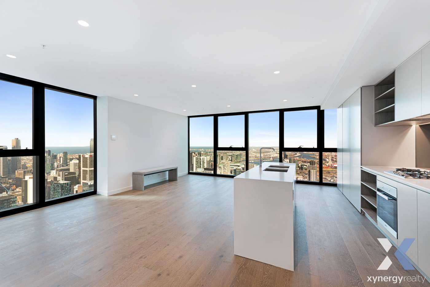 Main view of Homely apartment listing, 6306/462 Elizabeth Street, Melbourne VIC 3000