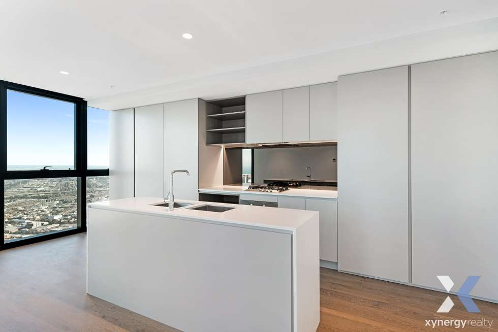 Second view of Homely apartment listing, 6306/462 Elizabeth Street, Melbourne VIC 3000
