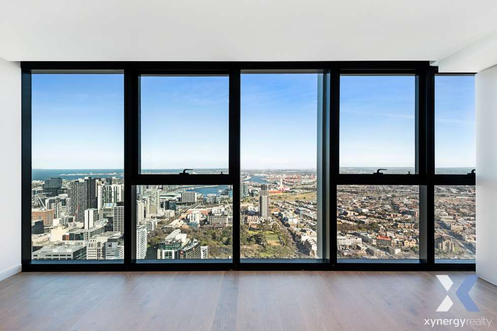 Third view of Homely apartment listing, 6306/462 Elizabeth Street, Melbourne VIC 3000