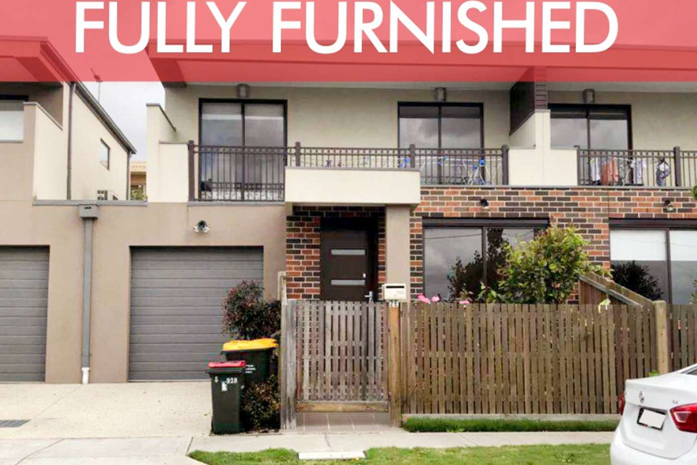Main view of Homely townhouse listing, 2E Arcadia Street, Box Hill South VIC 3128
