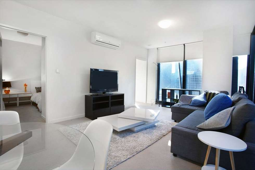 Third view of Homely apartment listing, 2402/568 Collins Street, Melbourne VIC 3000