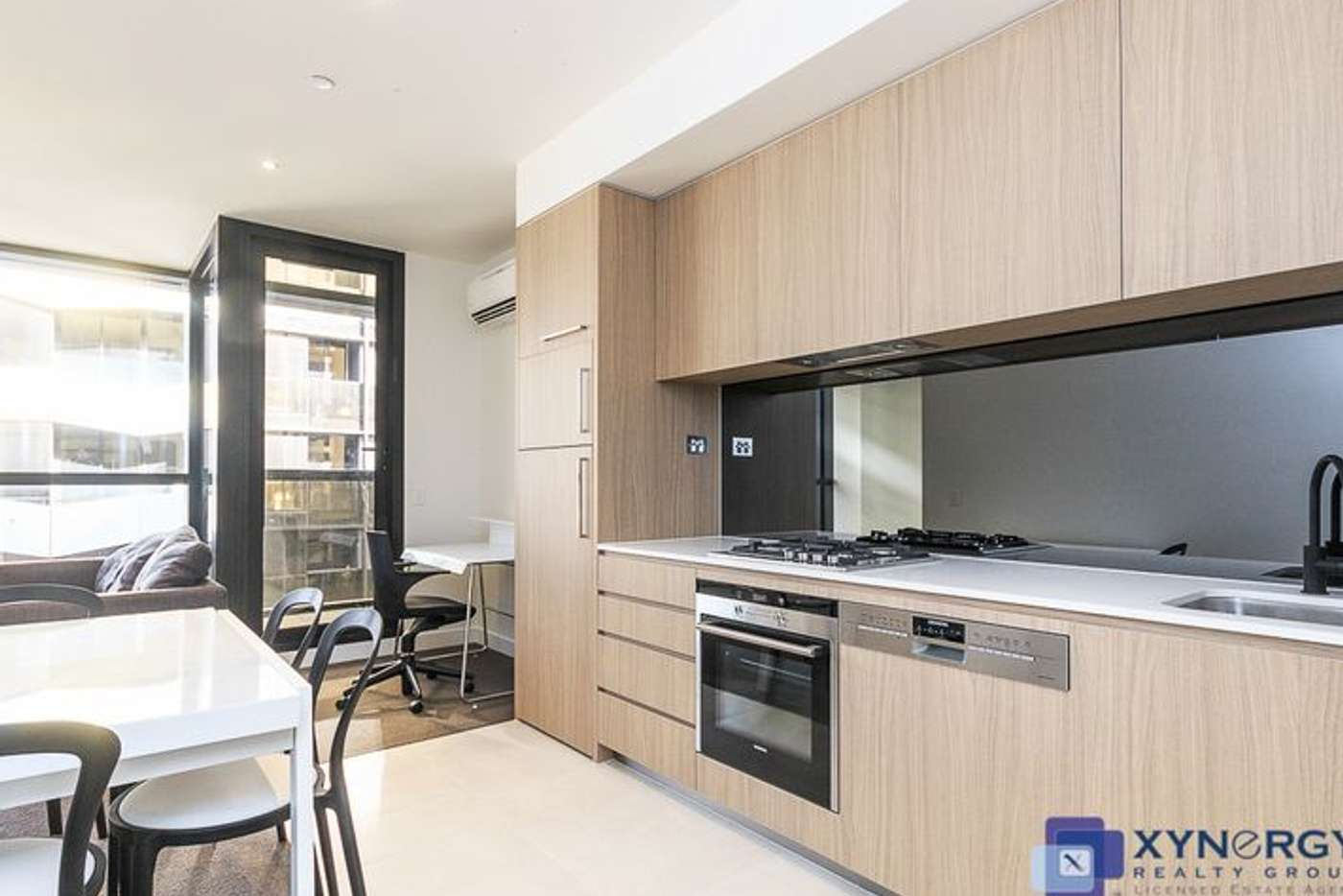 Main view of Homely apartment listing, 2607A/155 Franklin Street, Melbourne VIC 3000