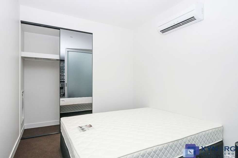 Fourth view of Homely apartment listing, 2607A/155 Franklin Street, Melbourne VIC 3000