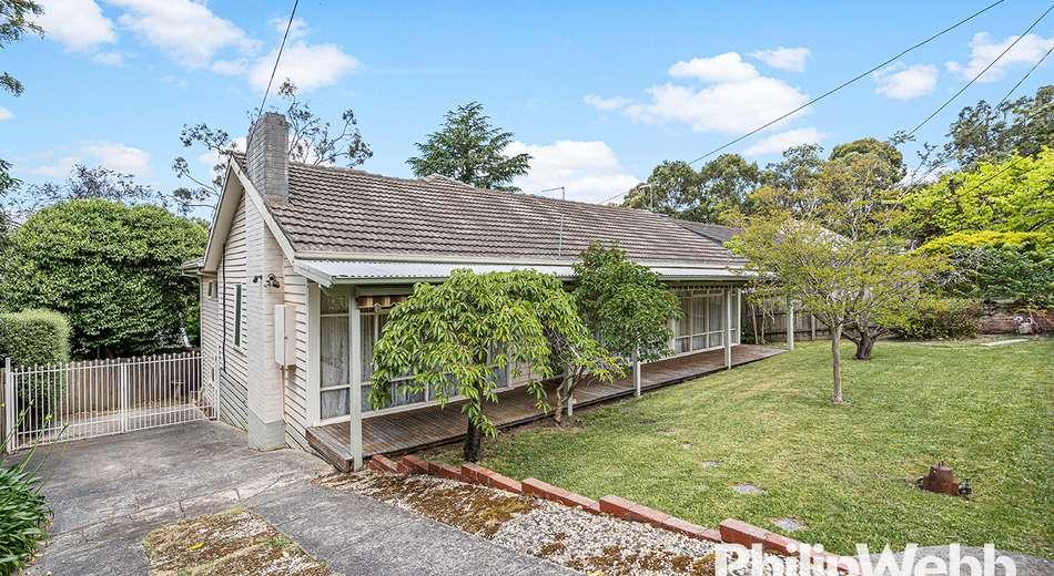 1 Flinders Street, Mitcham VIC 3132