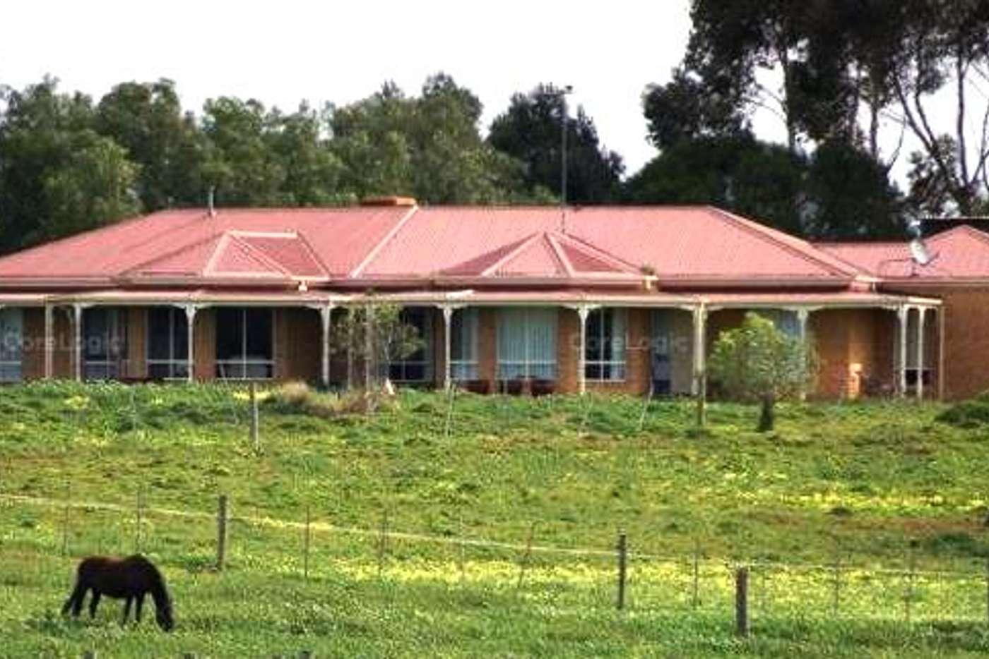 Main view of Homely acreageSemiRural listing, 95 Canterbury Road East, Lara VIC 3212