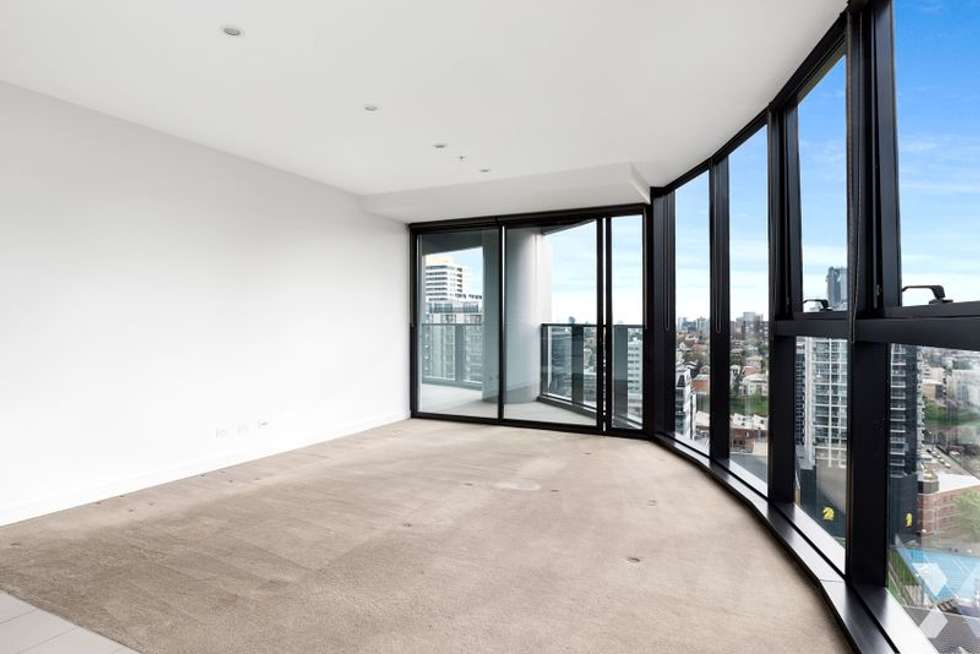 Second view of Homely apartment listing, 2606/35 Malcolm Street, South Yarra VIC 3141