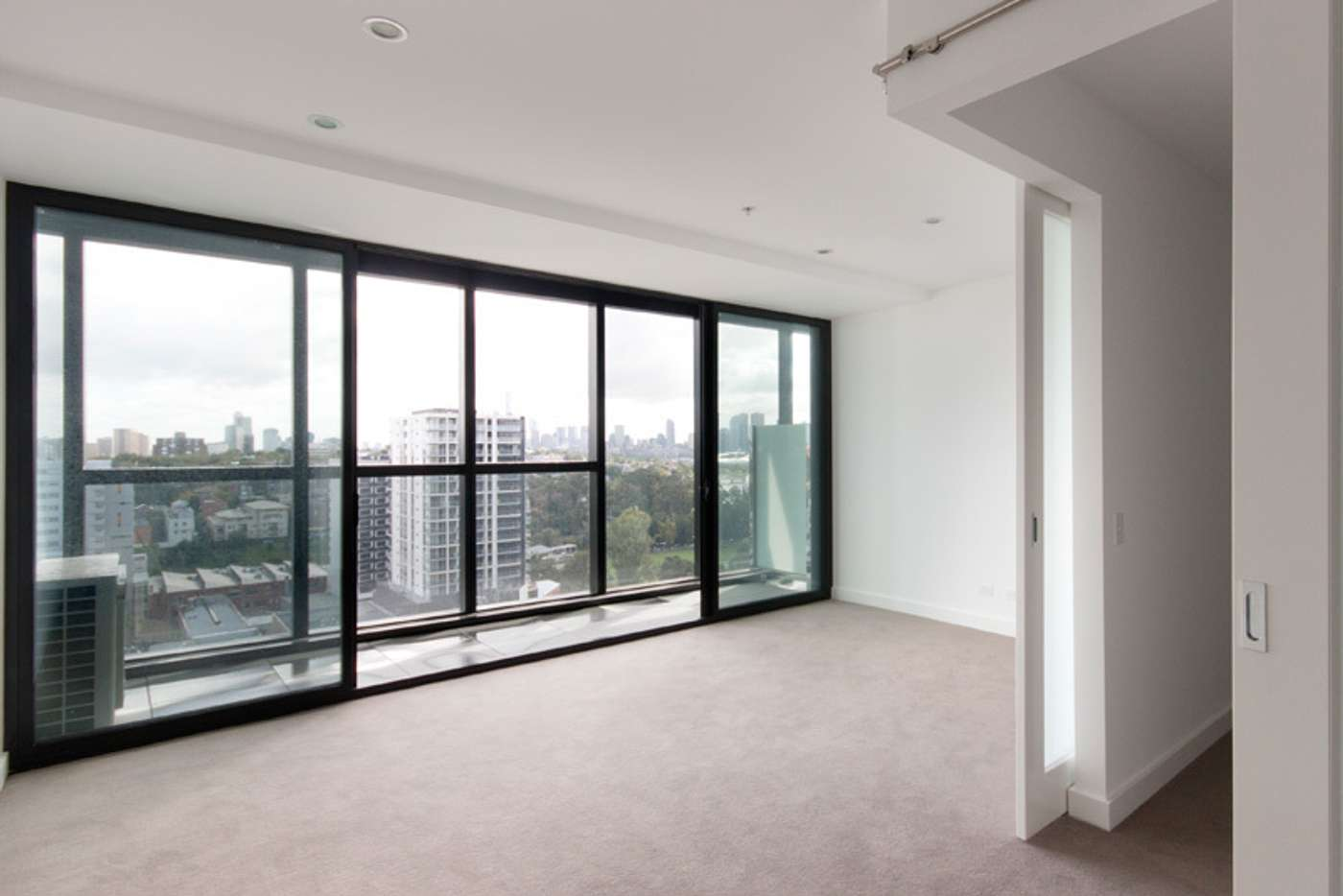 Main view of Homely apartment listing, 1414/35 Malcolm Street, South Yarra VIC 3141