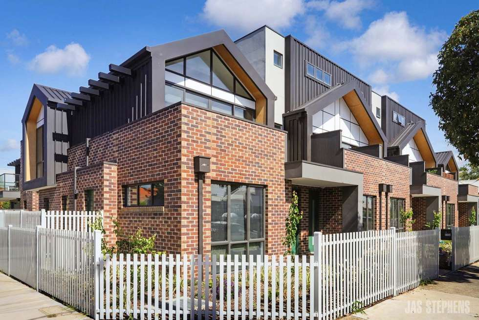 Second view of Homely townhouse listing, 5/2A Florence Street, Seddon VIC 3011