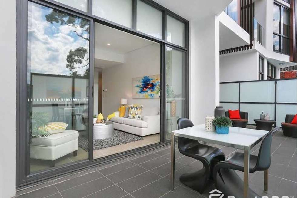 Second view of Homely apartment listing, 3/371 Liverpool Road, Ashfield NSW 2131